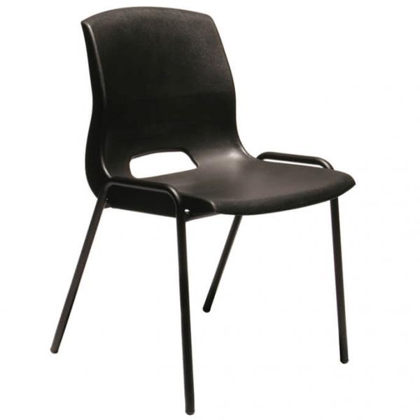 Buro Quad Stacking Chair