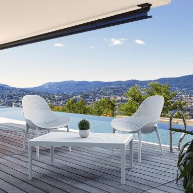 Sky Lounge Table by Siesta