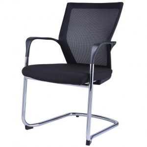 WMCC Mesh Visitor Chair