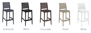 ares bar stool colours