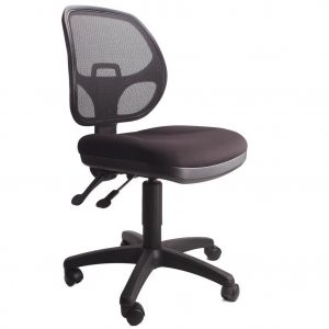 Cosmo Mesh Back Typist Chair