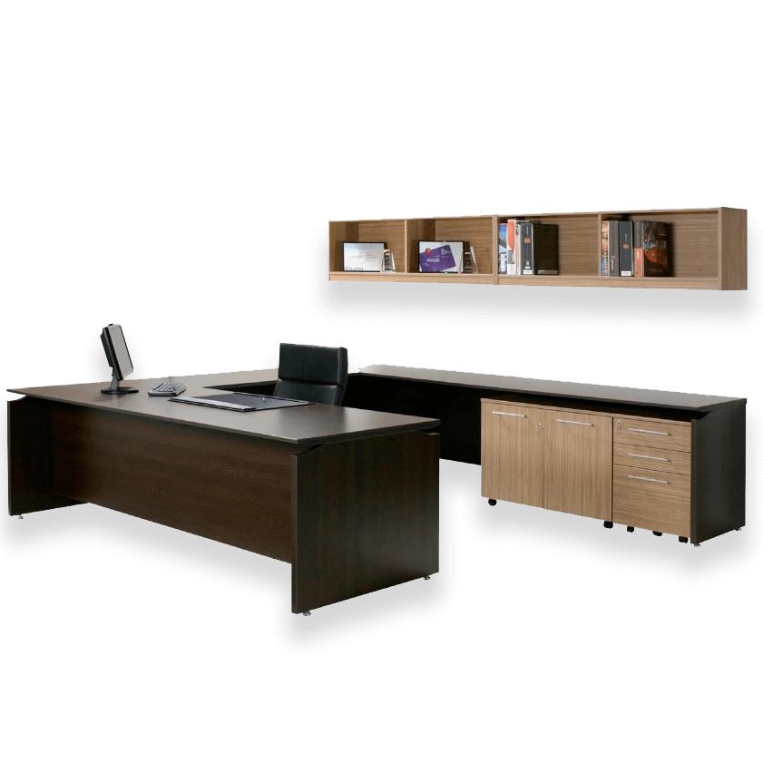 Vantage U Desk Set Officeway Office, Office Furniture Set