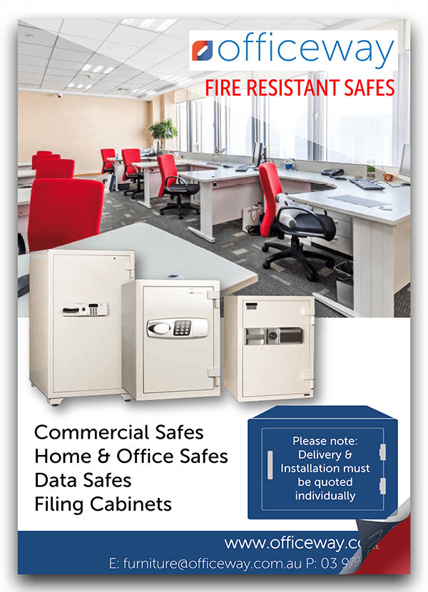 Officeway Fire Resisting Home and Office Safes and Filing Cabinets