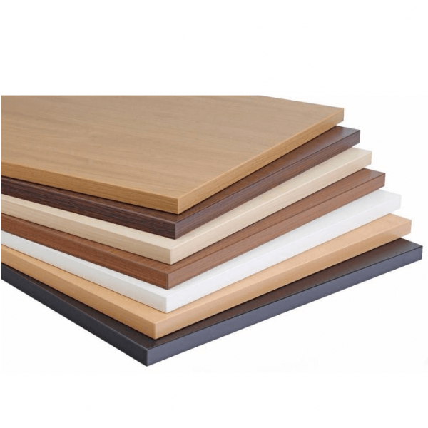 Laminate Table Top 25mm Thick Rectangle