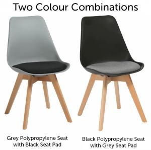 Virgo Chair Colour Selection