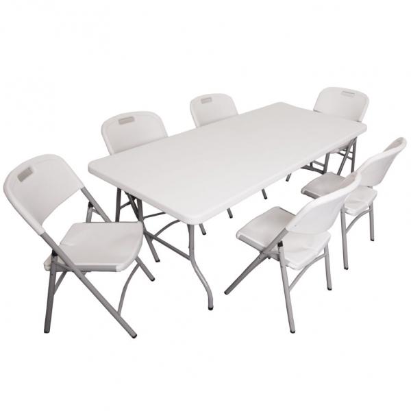 Rapidline Poly folding table